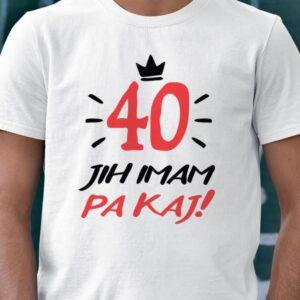 Majica 40 jih imam pa kaj