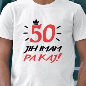 Majica 50 jih imam pa kaj
