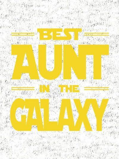 Best aunt in the galaxy