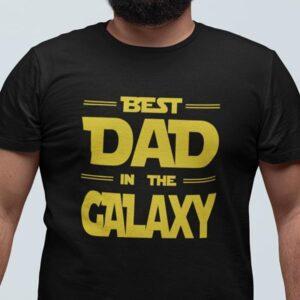 Best dad in the galaxy, majice