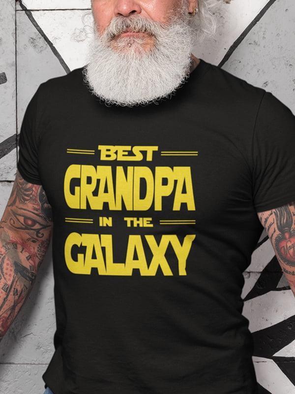Majica Best grandpa in the galaxy