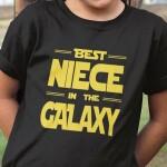 Majica best niece in the galaxy