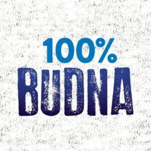 100% Budna