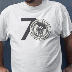 Bojevnik že 70 let majica