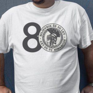 Majica bojevnik že 80 let