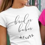 Brides babes, majica za dekliščino
