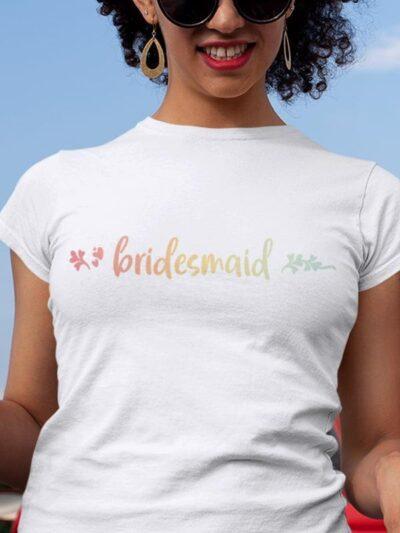 Bridesmaid prelivajoč