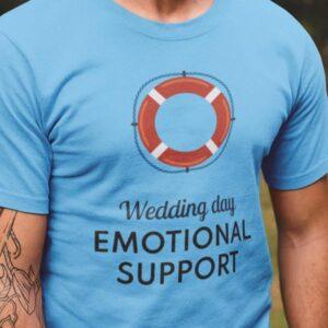 Emotional support wedding day preview fantovščina fantovščina 5