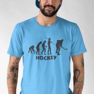 Hokej evolucija, majica