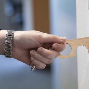 Higienski ključ notouch iz bambusa