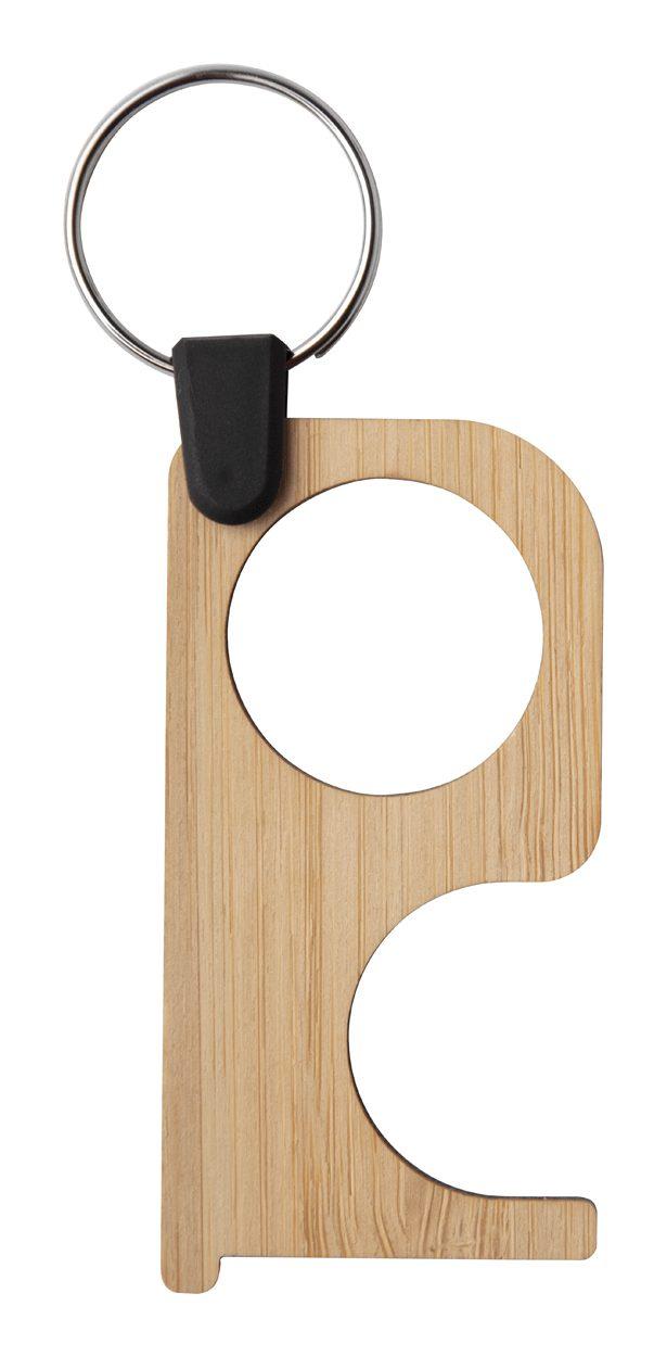 Higienski ključ No-touch iz bambusa