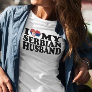 I love my serbian husband