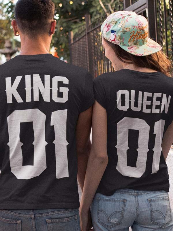 Komplet za pare King 01 in Queen 01