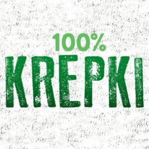 100% Krepki