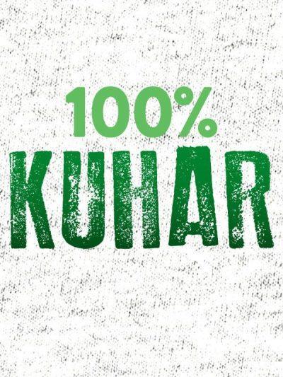100% Kuhar