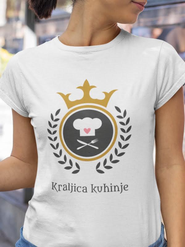 Kraljica kuhinje, kuharska majica