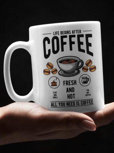 Life-begins-after-coffee-skodelica-kvaliteten tisk na skodelice-garderoba-ljubljana
