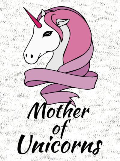 Mother of Unicorns majica