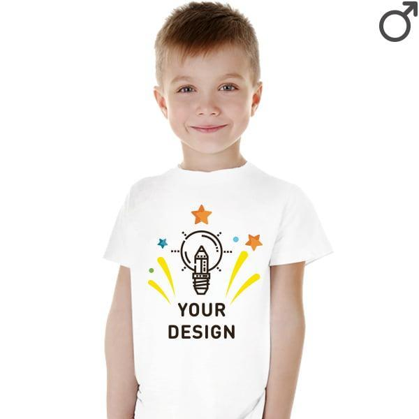 Unikatna otroška majica