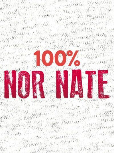 100% Nor nate