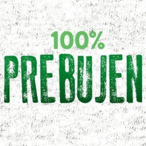 100% Prebujen
