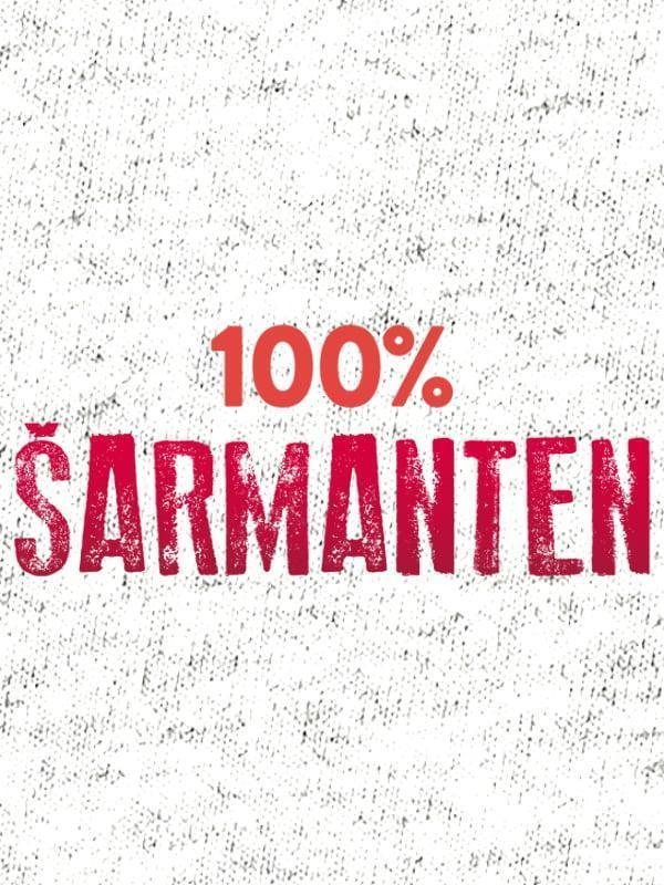 100% Šarmanten