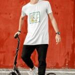 Ev lady t-shirt