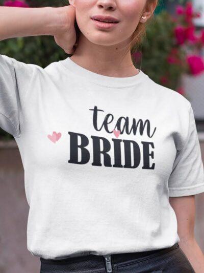 Team bride srčki