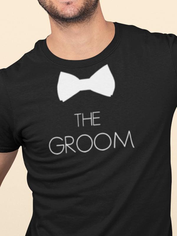 The groom metuljček, majica