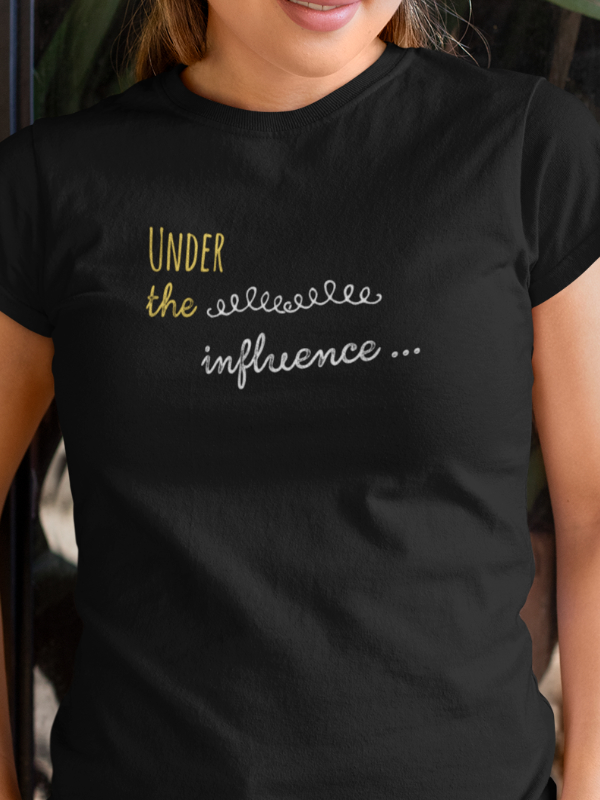 Under the influence connectees majica