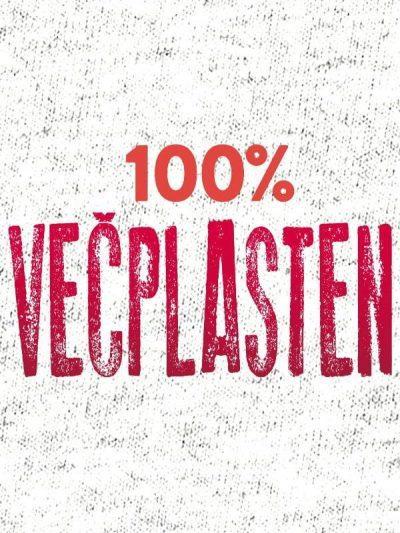 100% Večplasten - predpasnik