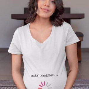 Baby loading kolescek preview za nosečnice za nosečnice 3