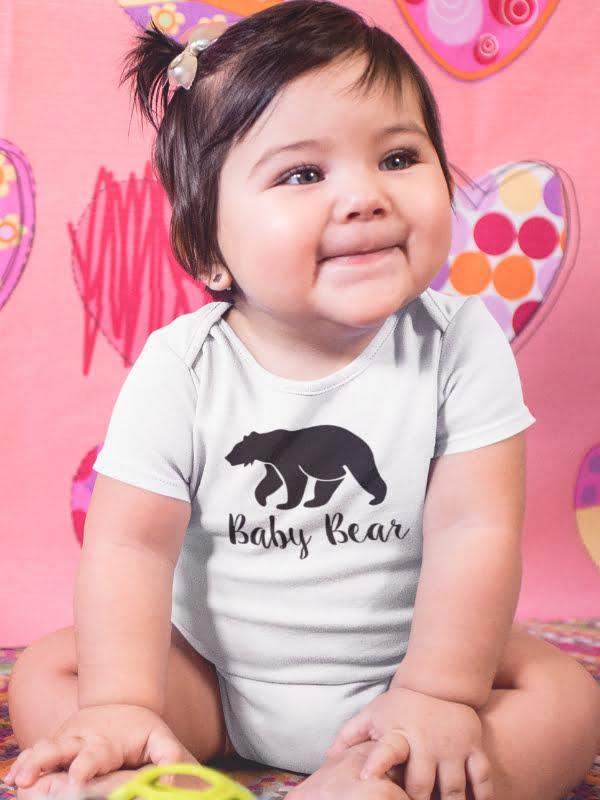 Baby bear medved