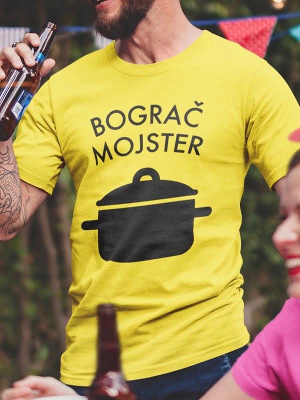 Bograč mojster, majica