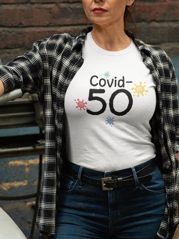 Covid 50 majica