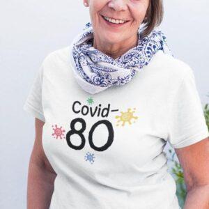 Covid 80 majica