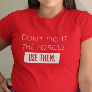 Dont fight the forces use them preview connectees connectees majice, ki povezujejo 11