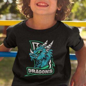 Majica dragons 2