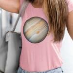 Vesolje jupiter, majica o vesolju