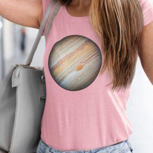 Vesolje - jupiter majica
