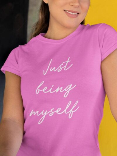 Just being myself preview 5