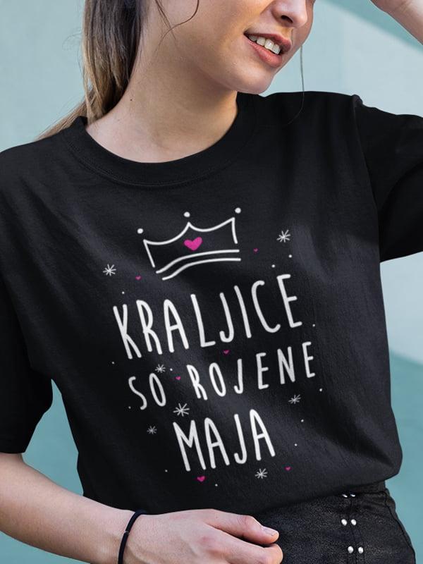 Majica Kraljice so rojene maja