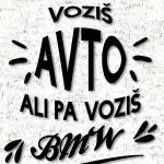 Lahko-voziš-bmw-ozadje