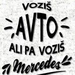 Lahko-voziš-mercedes-ozadje