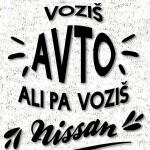 Lahko-voziš-nissan
