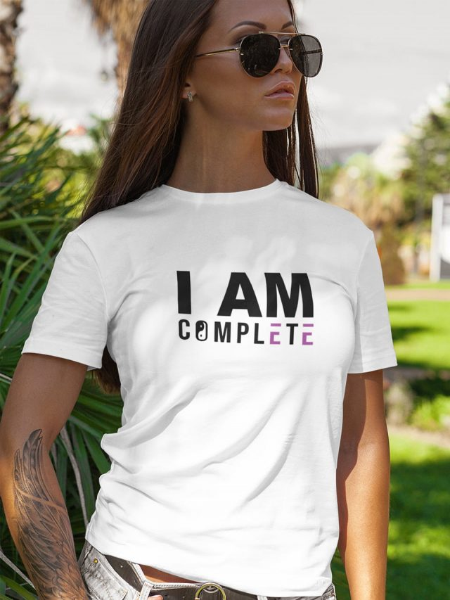 I am Complete - by Complete life, Teesky
