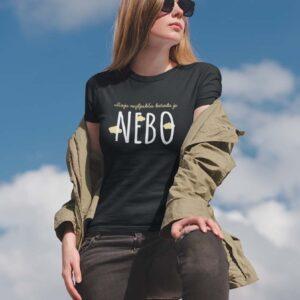 Majica najljubsa beseda nebo 1 moja najljubša beseda moja najljubša beseda 4