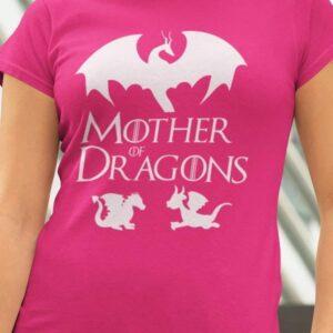 Mother of dragons - verzija 2