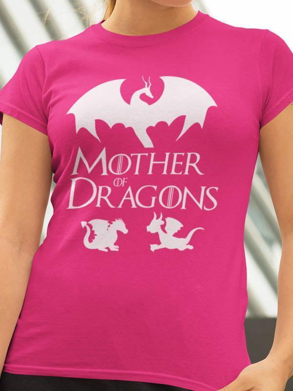 Mother of dragons verzija 2, majica