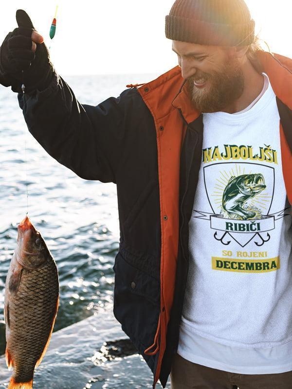 Najboljši ribiči so rojeni decembra